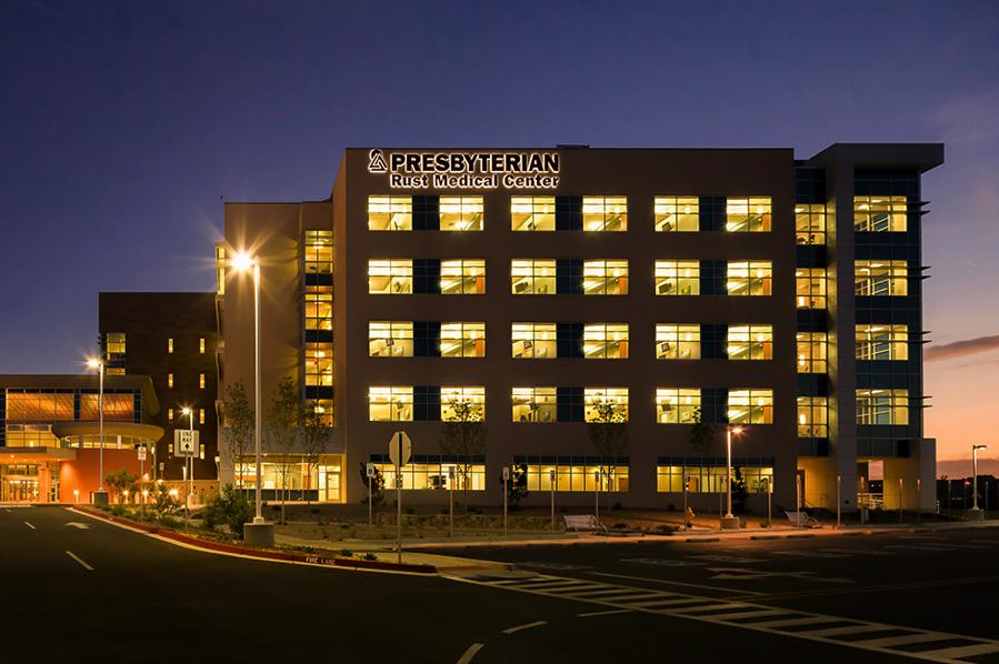 Presbyterian Rust Medical Center – Unser Gateway